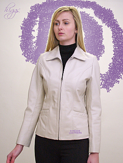 Higgs Leathers ALL SOLD!  Olivia (women's leather bikers jackets)